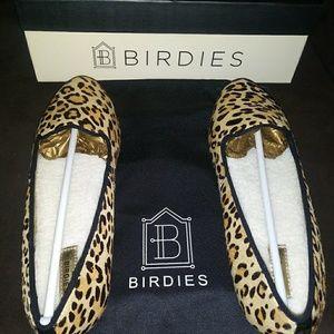 Birdies never been worn.